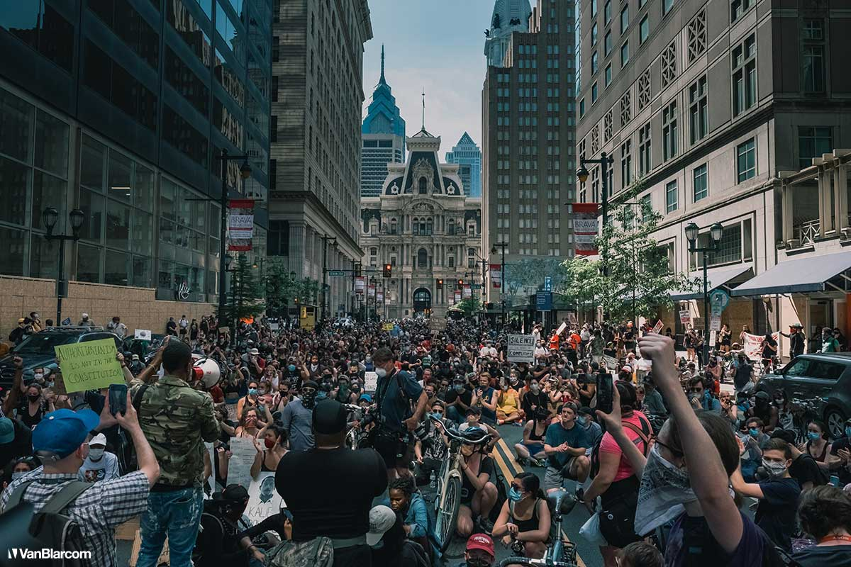 Philadelphia Protests 2020